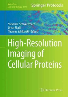 High-resolution Imaging of Cellular Proteins