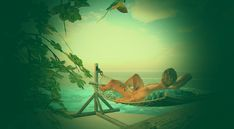 Second Life, Architecture Art, Hammock, Nature, Places, Outdoor Decor, Photography, Travel, Naturaleza