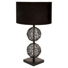 Richelle Table Lamp on Sale for $47.95. Ends 3/19/13  {a good crafter can make this for MUCH MUCH less. TonyaMeadows}