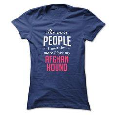 Cool #TeeForAfghan Hound i love my AFGHAN… - Afghan Hound Awesome Shirt - (*_*)