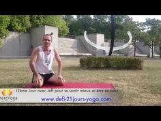 Défi 21 jours de Yoga Yoga, Qigong, Air, Pilates, 21 Days, Feel Better, Legs, Muscle Building, Pop Pilates