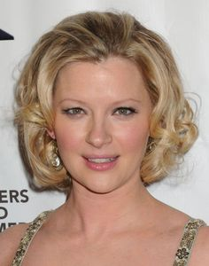 Celebrity Hairstyles News | Gretchen Mols gorgeous, curly hairstyle