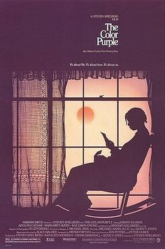 The Color Purple (film) - The Color Purple is a 1985 American period drama film directed by Steven Spielberg, based on the Pulitzer Prize-winning novel of the same name by Alice Walker.