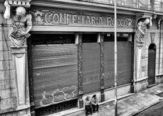 Antiga confeitaria Rocco.  Porto Alegre, RS, Brasil
