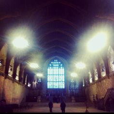 Visit at the UK Parliament  Westminster Hall
