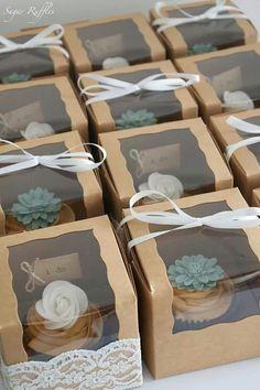 Cupcake flores