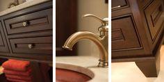 Bathroom Cabinetry   Minimalist Bathroom Furniture   Dura Supreme Cabinetry