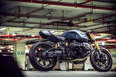 BMW R nine T custom by Onehandmade | Bike EXIF
