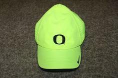 New Nike Oregon Ducks Golf Adjustable Golf Hat Cap Volt Green  Nike   OregonDucks Nike 87a55530705d