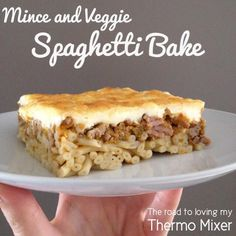 Love lasagne but want something just a little quicker and something the kids with LOVE? This is a recipe I have been making for well over 10 years. Anything wit Mince Recipes, Wrap Recipes, Cooking Recipes, Veggie Spaghetti, Baked Spaghetti, Family Meals, Kids Meals, Toddler Dinners, Thermomix