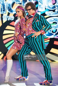 """DWTS - 'Episode 2206' - Paige VanZant and Mark Ballas dance jazz to """"Soul Bossa Nova"""" from """"Austin Powers"""" - The remaining nine celebrities return to their original professional dance partners to tackle 'Famous Dances Night' on 'Dancing with the Stars,' live, MONDAY, APRIL 25 (8:00-10:01 p.m. EDT) on the ABC Television Network. PAIGE"""