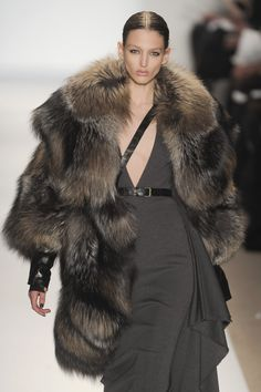 """game-of-style: """" Ygritte - Dennis Basso fall 2010 """""""