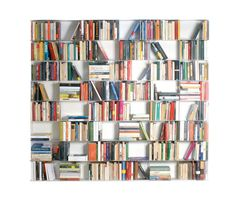 Krossing - Wall system Library by Kriptonite | Architonic