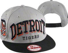 Detroit Tigers snapback