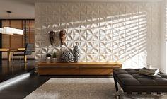 ornamental 3d wall paneling