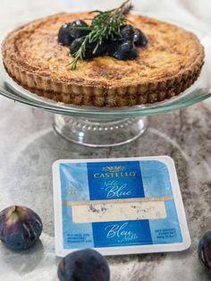 Gluten Free Apple Walnut Tart with Fig Glaze | Got a sweet tooth ...