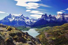 Петля Торрес-дель-Пайне, Чили