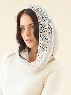 This design is from The Sublime Extra Fine Merino Lace Accessories Book (675) which  features 15 designs for women using  Sublime Extra Fine Merino Lace | English Yarns