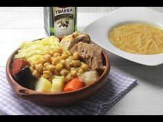 Cocido Madrileño Fácil -