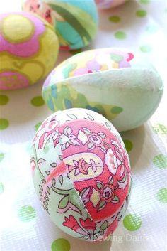 Easter Eggs: How Do You Make...