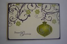 Packed To The Crafters - Elizabeth Butterfield - Independent Stampin' Up!® Demonstrator: Day 2 (12 days of Christmas)