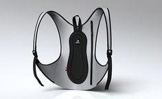 Human Dimensions Bag | Yanko Design