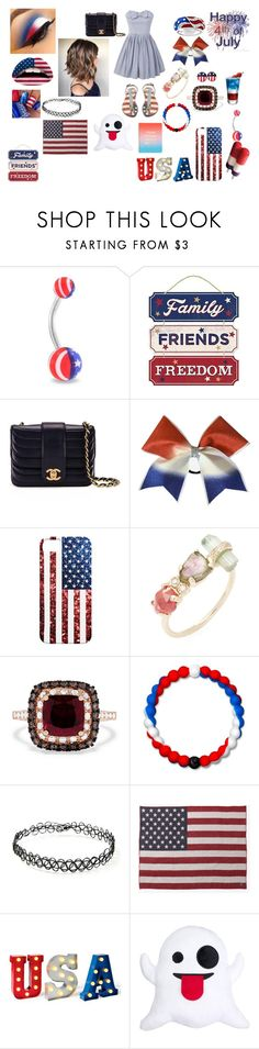 """""""May the fourth be with you!!"""" by kayla-ann-ryan ❤ liked on Polyvore featuring Bling Jewelry, Chanel, Jacquie Aiche, Effy Jewelry, Lokai, Forever 21, Faribault Woolen Mill Co. and ban.do"""