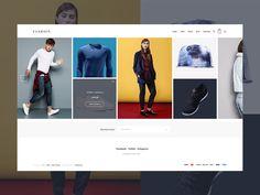 Fashion by Alptekin Can Popular Photography Website, Ui Design, Shots, Website Designs, Popular, Furnitures, Fashion Design, Inspiration, Instagram