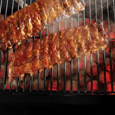 Chicago-Style BBQ Baby Back Ribs