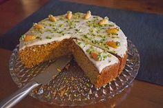 Rübli Torte, ein sehr leckeres Rezept aus der Kategorie Kuchen. Bewertungen: 138. Durchschnitt: Ø 4,4.