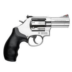 Smith & Wesson Model 686 Plus - .357 Mag./.38 S Special +P, 7 round cylinder. Hopefully my next back up carry :)