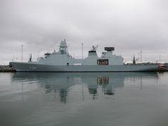 Iver Huitfeldt-class frigate - Wikiwand