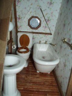 New Bathroom - Orchid - Gallery - The Greenleaf Miniature Community