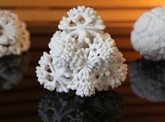 3D printed Botanics by aiira_calenda on shapeways.com