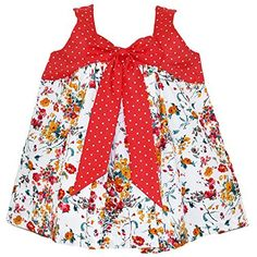 Mom's Girl Orange Dotted Frock With Floral Print, http://www.amazon.in/dp/B01CG9YTAY/ref=cm_sw_r_pi_awdl_xHM7wb11T5T15