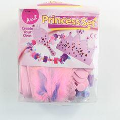 A to Z Create Your Own Princess Set. Ref. 37398 - https://lostparcels.com/parcel-company-3/uncategorized/a-to-z-create-your-own-princess-set-ref-37398/