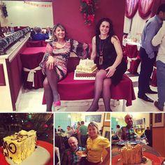 """Най-ценната торта за най-ценния екип!  На благотворителна вечер на Ротари клуб Троян спечелихме на търг за 390 лева великолепна торта майсторска изработка на виенска сладкарница """"Славея"""" в Троян със собственици Христо и Мария Ковачеви. Средствата от търга отиват за една добра цел - апаратура за новородени към детско отделение на болницата в Троян. Тази вечер на фирменото парти на Каза Арт и Тера Арт ценният екип има честта да се наслади на този невероятно ценен десерт! Радваме се че на…"""