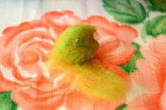 Huopapallon huovutus, tee itse palloja lampaanvillasta - Taikalandia