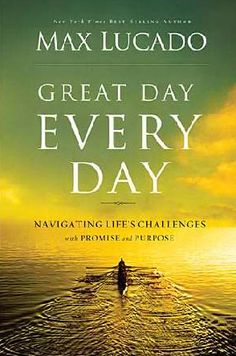Great Day Every Day - Max Lucado book normally $18.99 but I found it here for $10.63