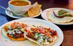 Tacos of Turkey from La Casa del Pavo  http://www.chowzter.com/fast-feasts/latin-america/Mexico%20City/review/La-Casa-del-Pavo/Tacos-of-Turkey/2243_2221