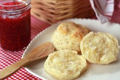 Great biscuit recipe for those of us who don't have Pillsbury