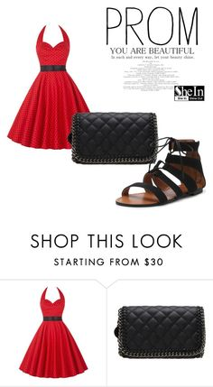 """SheIn VIII/I"" by m-sisic ❤ liked on Polyvore"