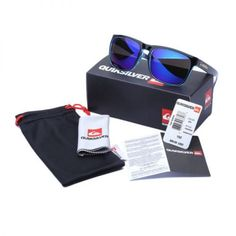 GBP - With Box Quiksilver Vintage Retro Men Women Outdoor Sunglasses Eyewear d7ef581211eb