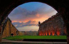 San Felipe del Morro Castle, Old San Juan, ... | San Juan Puerto Rico