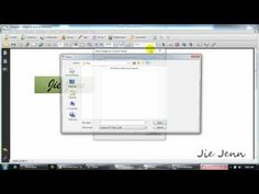 Create Your Own Personal Adobe Acrobat Stamp Using Excel