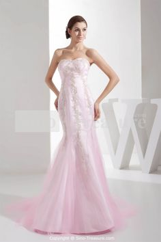 pale pink wedding dresses - dresses for wedding party Check more at http://svesty.com/pale-pink-wedding-dresses-dresses-for-wedding-party/