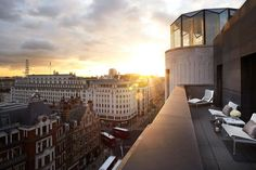 The world's best hotel views - hotels with a view