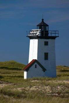 Wood End Lighthouse In Provincetown On Cape Cod, Massachusetts