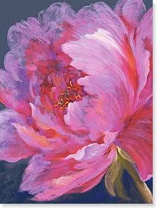 Birthday Card - This is your special day. Peony Painting, Acrylic Painting Flowers, Abstract Flowers, Watercolor Flowers, Painting & Drawing, Watercolor Paintings, Pastel Art, Pics Art, Beautiful Paintings