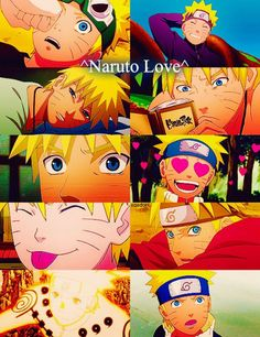 Naruto Love...there's no better love on Earth.